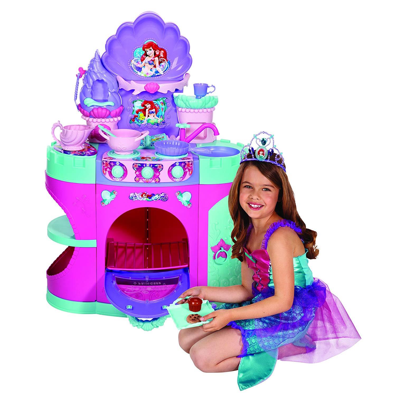 Disney Princess Magical Mermaid Kitchen Woodenkitchentoysplus Com
